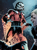 Secret Avengers No.24: Ant-Man Standing Plastic Sign by Gabriel Hardman