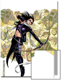 Young Avengers Presents No.6 Cover: Hawkeye Art by Jim Cheung
