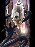 Ultimate Comics Ultimates No.9 Cover: Mr. Fantastic Stretching Posters by Kaare Andrews