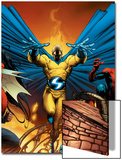 New Avengers No.2 Cover: Sentry Prints by Trevor Hairsine