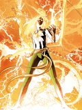 New Avengers No.25: Phoenix Plastic Sign by Mike Deodato