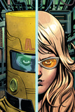 Secret Avengers 8 Cover: Mockingbird, A.I.M. Plastic Sign by Nic Klein