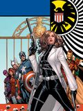 What If Jessica Jones Had Joined The Avengers Cover: Jones Plastic Sign by Steve MCNiven