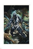New Avengers 13 Cover: Black Bolt Wall Decal by Simone Bianchi