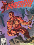 Daredevil No.500 Cover: Daredevil Plastic Sign by Frank Miller