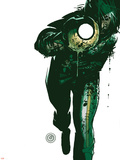 Dark Avengers Annual 1 Cover: Marvel Boy Plastic Sign by Chris Bachalo