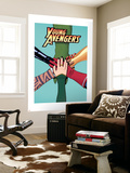 Young Avengers 12 Cover: Avengers (General) Wall Mural by Jamie McKelvie