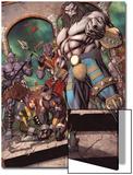 Steve Rogers: Super-Soldier Annual No.1: Blastaar Posters by Ibraim Roberson