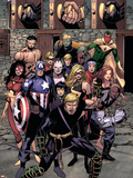 The Mighty Avengers No.30 Group: Ronin Plastic Sign by Sean Chen