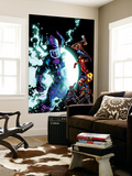 Cataclysm: the Ultimates Last Stand 1 Cover: Galactus, Thor, Iron Man, Captain America, Hawkeye Wall Mural by Mark Bagley