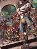 Steve Rogers: Super-Soldier Annual No.1: Blastaar Wall Decal by Ibraim Roberson