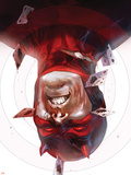Daredevil No.115 Cover: Daredevil Plastic Sign