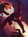 Daredevil No.103 Cover: Daredevil Plastic Sign