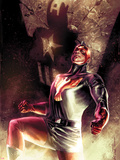 Captain America: Patriot No.1 Cover: Patriot Posing Plastic Sign by Mitchell Breitweiser