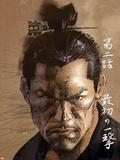 Elektra The Hand No.2 Cover: Yoshioka and Kagenobu Fighting Wall Decal by Bill Sienkiewicz