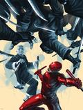 Daredevil No.114 Cover: Daredevil Plastic Sign