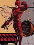 Daredevil No.109 Cover: Daredevil Plastic Sign