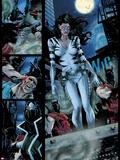 Daredevil No.510: White Tiger Standing Plastic Sign by Marco Checchetto
