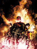 Daredevil No.512 Cover: Daredevil Standing Plastic Sign by John Cassaday