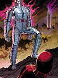 Avengers No.5: Ultron Standing Plastic Sign by John Romita Jr.