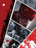 Daredevil No.104 Cover: Daredevil Plastic Sign