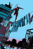 Daredevil 26 Cover: Daredevil Wall Decal by Chris Samnee