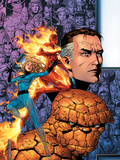 Fantastic Four: Foes No.1 Cover: Mr. Fantastic Prints by Jim Cheung