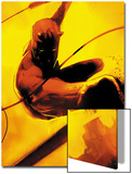 Daredevil: Reborn No.2 Cover: Daredevil Jumping Prints by  Jock