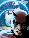 Daredevil No.500: Daredevil Plastic Sign by Brian Michael Bendis