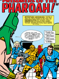 The Fantastic Four No.19 Group: Mr. Fantastic Prints by Jack Kirby