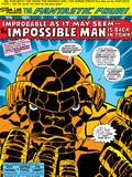 Fantastic Four No.176 Headshot: Thing Prints by George Perez