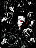 Daredevil No.68 Cover: Murdock and Matt Plastic Sign by Alex Maleev