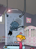 Franklin Richards: Son Of A Genius Everybody Loves FranklinNo.1 Cover: Power Wall Decal by Chris Eliopoulos