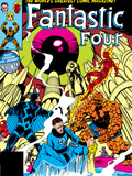 Fantastic Four No.248 Cover: Black Bolt Print by John Byrne