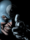Bullseye No.5 Cover: Bullseye Wall Decal by Mike Deodato