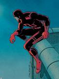 Daredevil No.500: Daredevil Plastic Sign by John Romita Jr.