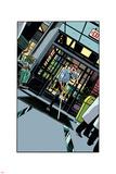 Daredevil 35 Figure: Murdock, Matt Plastic Sign by Chris Samnee