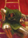 Books of Doom No.1 Cover: Dr. Doom Wall Decal