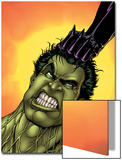 Defenders No.2 Cover: Hulk Posters by Kevin Maguire