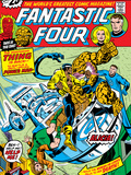 Fantastic Four N170 Cover: Power Man Posters by George Perez