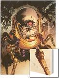 Hulk No.29: M.O.D.O.K. Crawling Prints by Gabriel Hardman