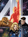 Fantastic Four Giant-Size Adventures No.1 Cover: Invisible Woman Prints by David Williams