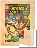 Fantastic Four No.105 Cover: Mr. Fantastic Posters by John Romita Sr.