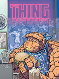 Thing: Freakshow No.2 Cover: Thing Posters by Scott Kolins