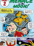 The Fantastic Four No.13 Group: Mr. Fantastic Art by Jack Kirby