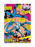 What If No.6 Group: Mr. Fantastic, Invisible Woman, Human Torch, Thing and Fantastic Four Plastic Sign by Jim Craig