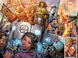 Incredible Hulk No.606 Group: Thing Prints by Paul Pelletier