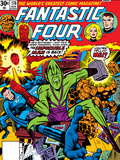 Fantastic Four No.176 Cover: Thing Prints by George Perez