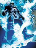Fantastic Four No.604: Galactus Flying Pósters por Steve Epting