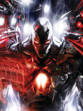 War Machine No.9 Cover: War Machine Wall Decal
